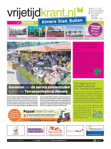 643d2761b7a VTK Flevoland - Almere stad, Buiten by MDH Uitgeverij - issuu