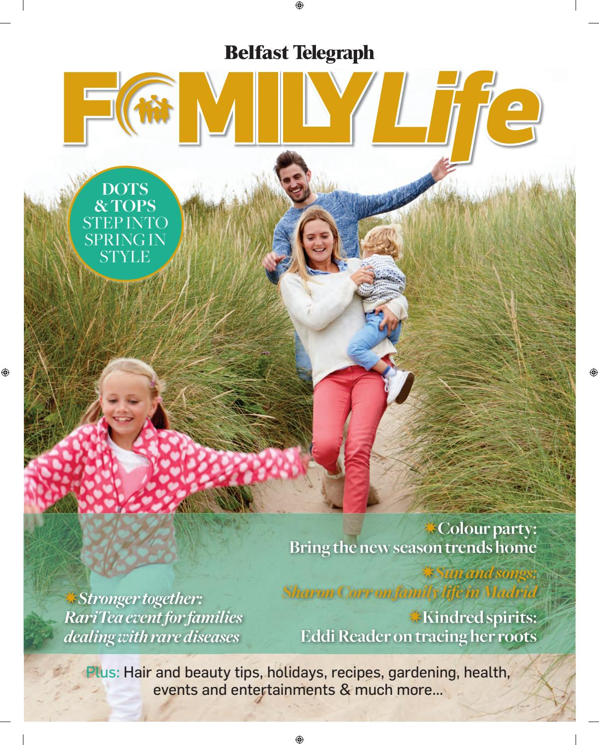 Family Life by Belfast Telegraph - issuu