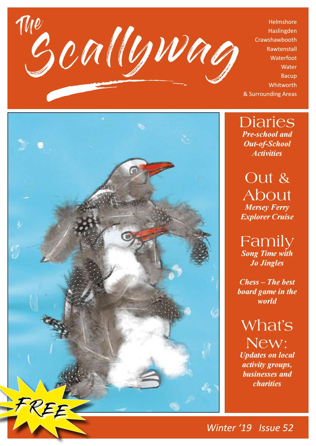 The Scallywag magazine - Winter 2019 by The Scallywag