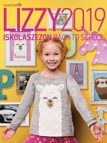 d573f2b911f0 Lizzy Card iskolaszezon katalógus 2019 by Lizzy Card Papír Kft. - issuu