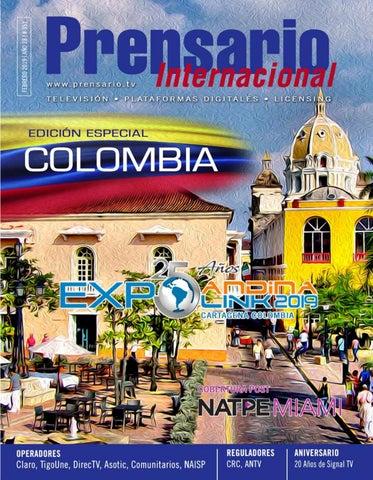 62c8ee103c99 Edición Andina Link Cartagena 2019 by Prensario - issuu
