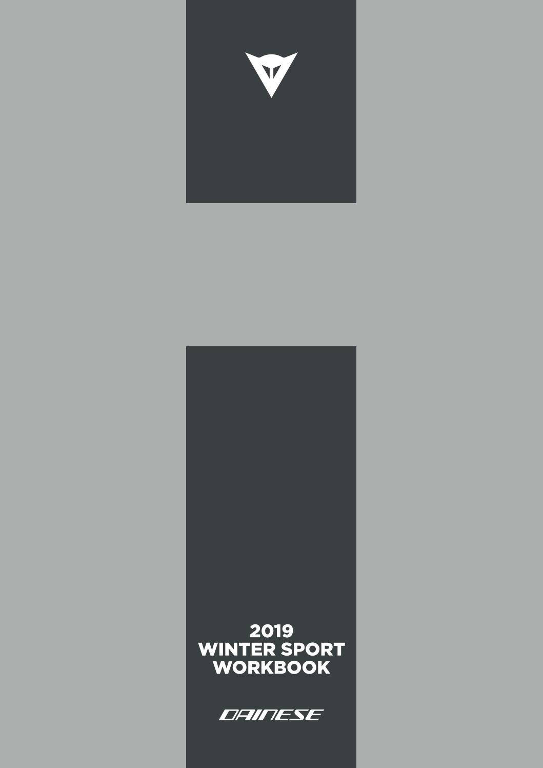 Dainese katalog 2019 by INA SPORT spol. s r.o. issuu