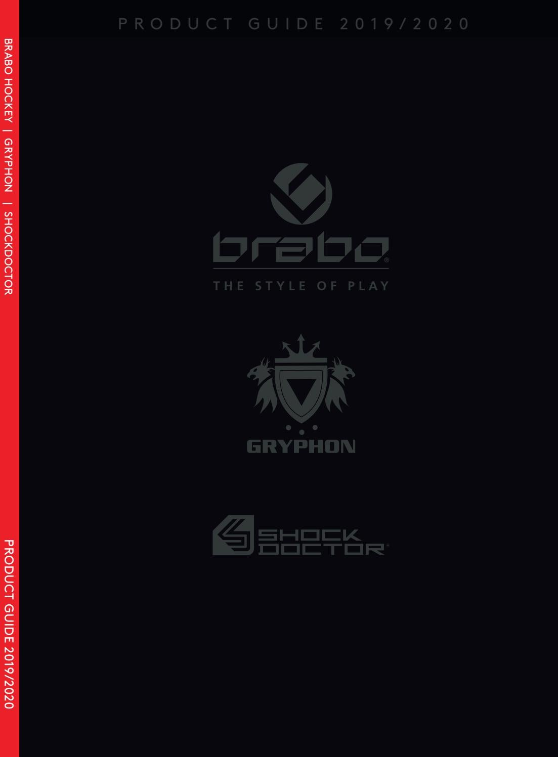 0cce9027889 Product Guide 2019-2020 by Brabo Hockey - issuu