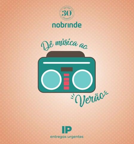 5d1338d78 Nobrinde P/V19 Brindes Promocionais IP by MBA | Nobrinde.com - issuu