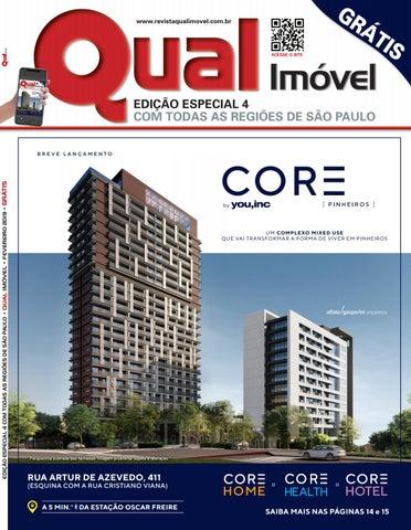 8914db09582 Revista Qual Imóvel - Edição Especial 4 com todas as regiões de São ...