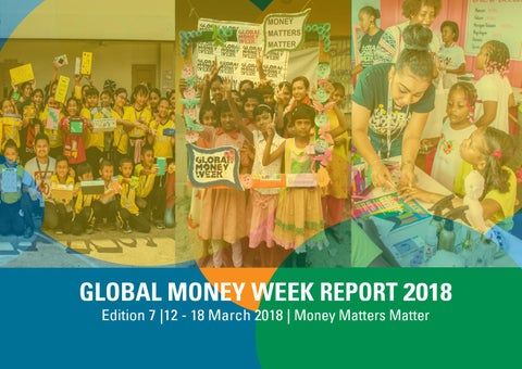 2018 - Global Money Week Report by Child & Youth Finance