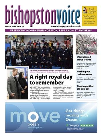 Bishopston Voice March 2019 by Emma Cooper - issuu