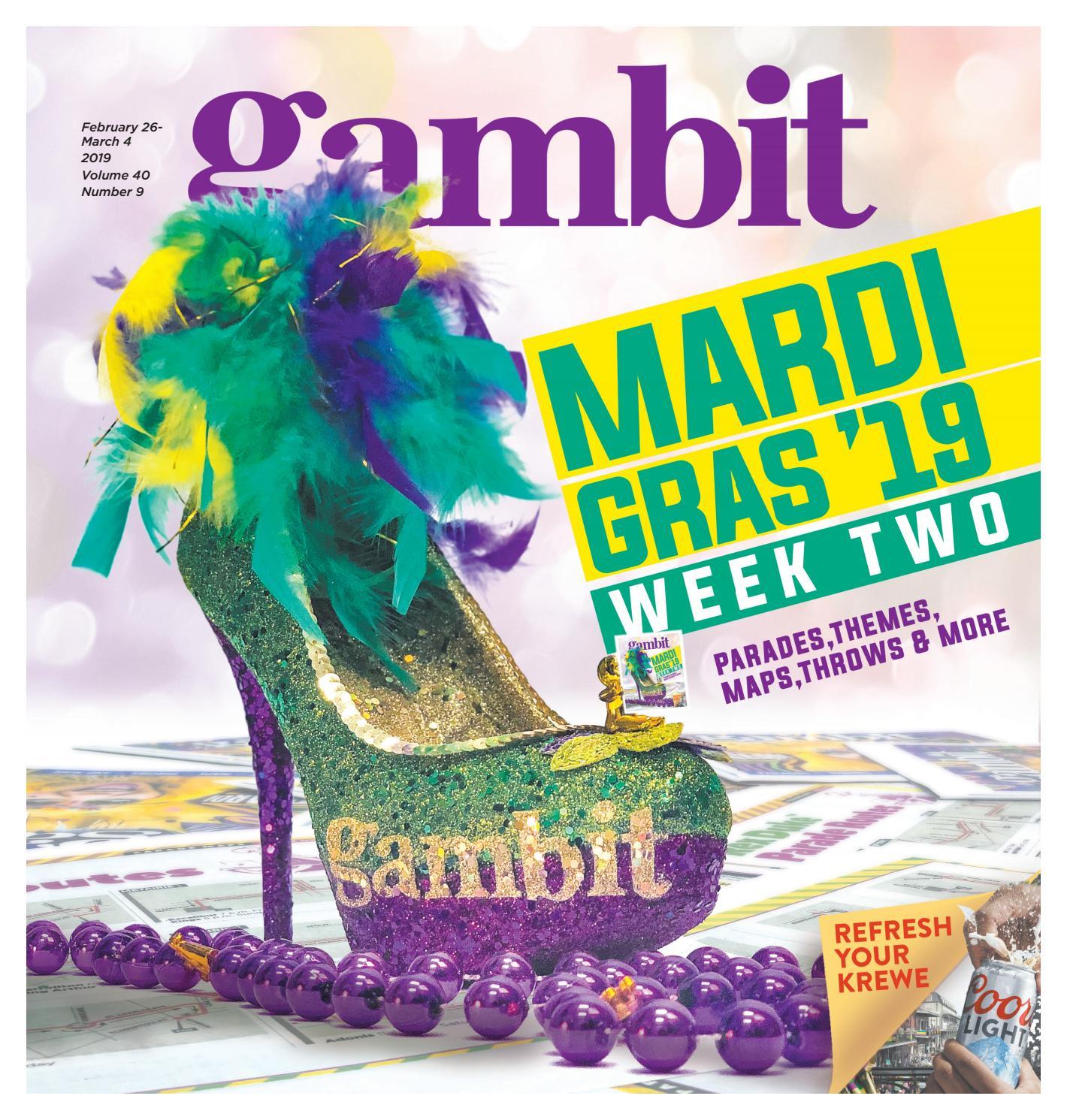 e4251ff5a50a Gambit New Orleans