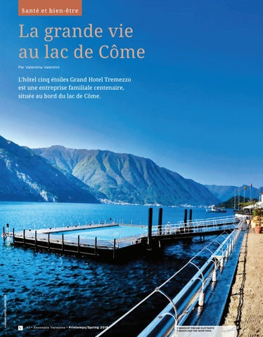 Page 42 of Luxuriate at Lake Como