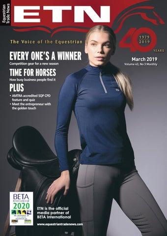 80ee27c5fb ETN (Equestrian Trade News) – March 2019 by ETN (Equestrian Trade ...