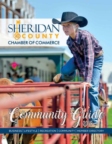 Chamber Of Commerce Community Guide 2019 By Kristen Czaban