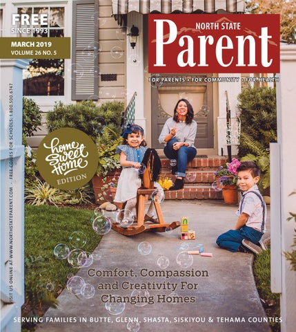 North State Parent March 2019 by North State Parent magazine