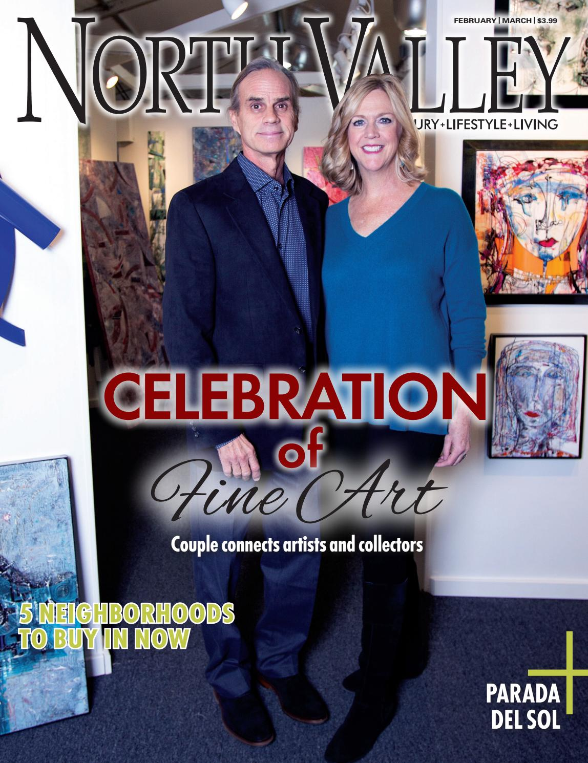 15a962408b0 North Valley Magazine February March 2019 by Times Media Group - issuu