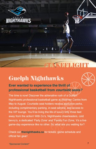 Page 9 of Guelph Nighthawks