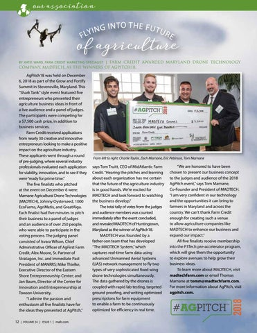 Page 12 of Flying Into the Future of Agriculture