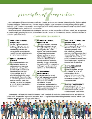 Page 15 of Seven Principles of a Cooperative
