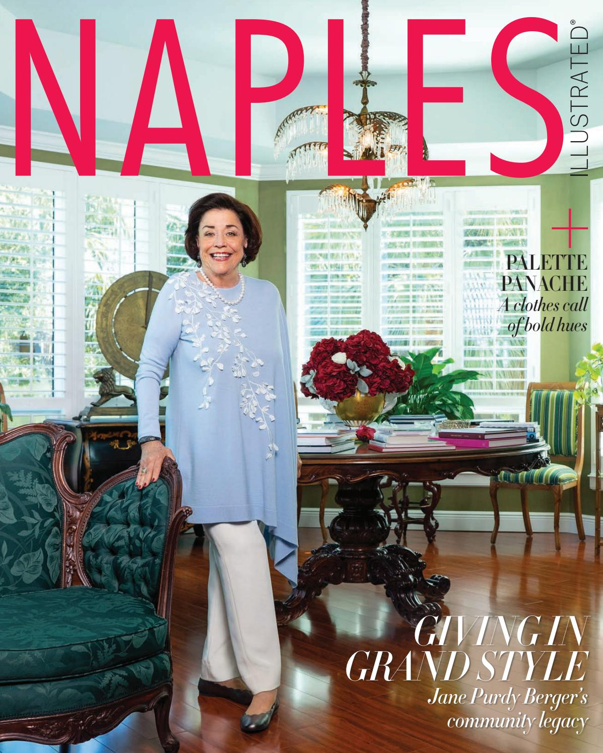 b207d6624b7 Naples Illustrated March 2019 by Palm Beach Media Group - issuu