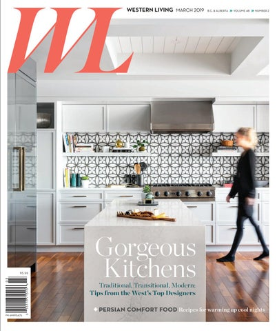 Western Living, March 2019