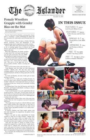 6ae9377fe8 December Issue by mihsislander - issuu