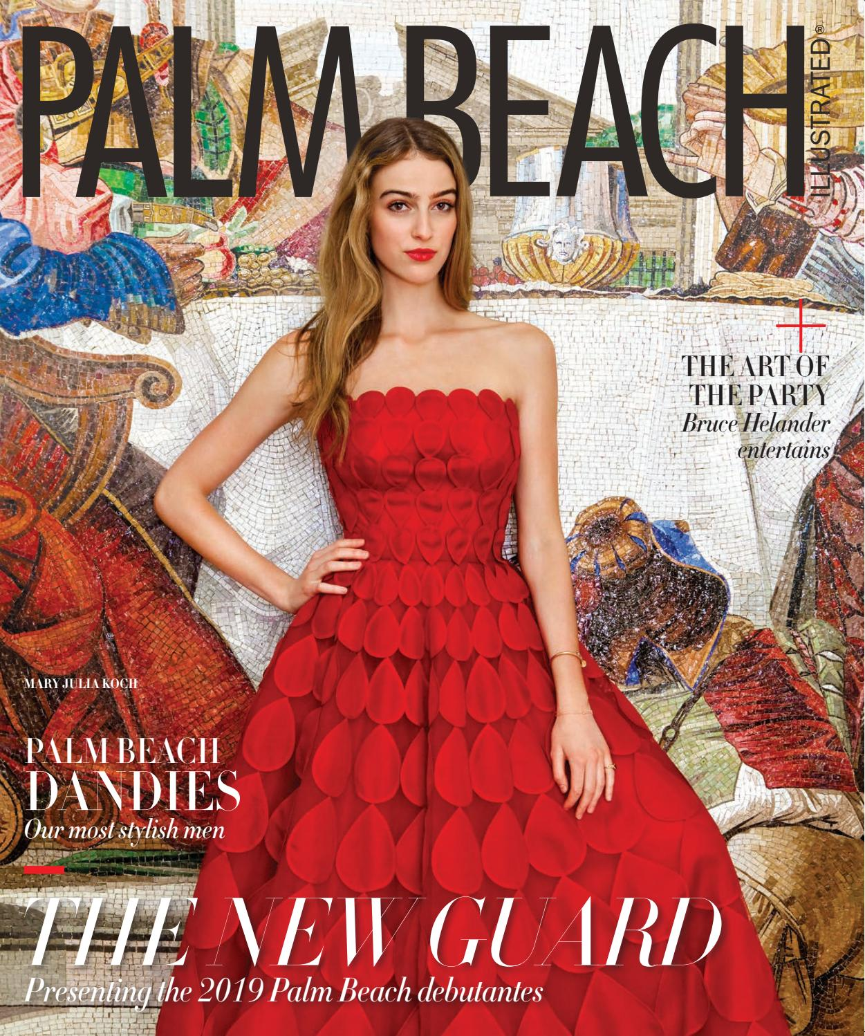 Palm Beach Illustrated March 2019 By Palm Beach Media Group Issuu