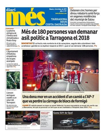 26 de febrer de 2019 by Diari Més - issuu b257eacc7e204