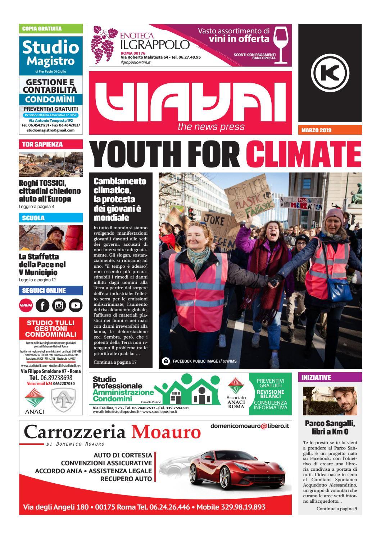 Raccolta Rifiuti Ingombranti Roma Calendario 2020 Municipi Dispari.Viavai Marzo 2019 By Viavai Issuu