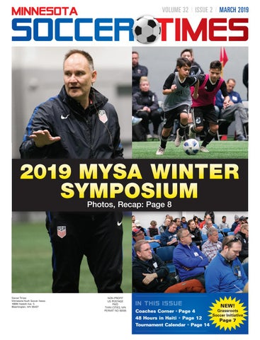 e879ab209 Minnesota Soccer Times — March 2019 by Varsity Communications - issuu
