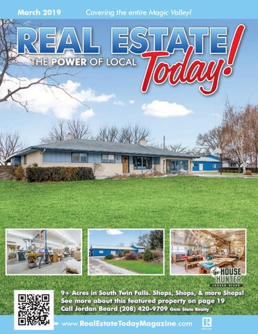 Magic Under Orton Park Oak >> Real Estate Today March 2019 By Blip Printers Issuu