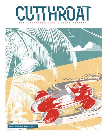 The Cutthroat Journal Issue #15 by The Cutthroat Journal - issuu