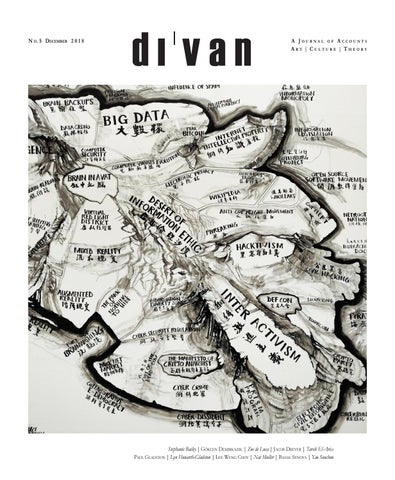 Di'van | A Journal of Accounts | Issue 5 by UNSW Art