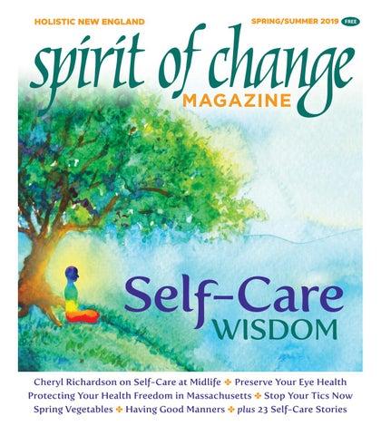 Spirit of Change Magazine Spring/Summer 2019 by Spirit of