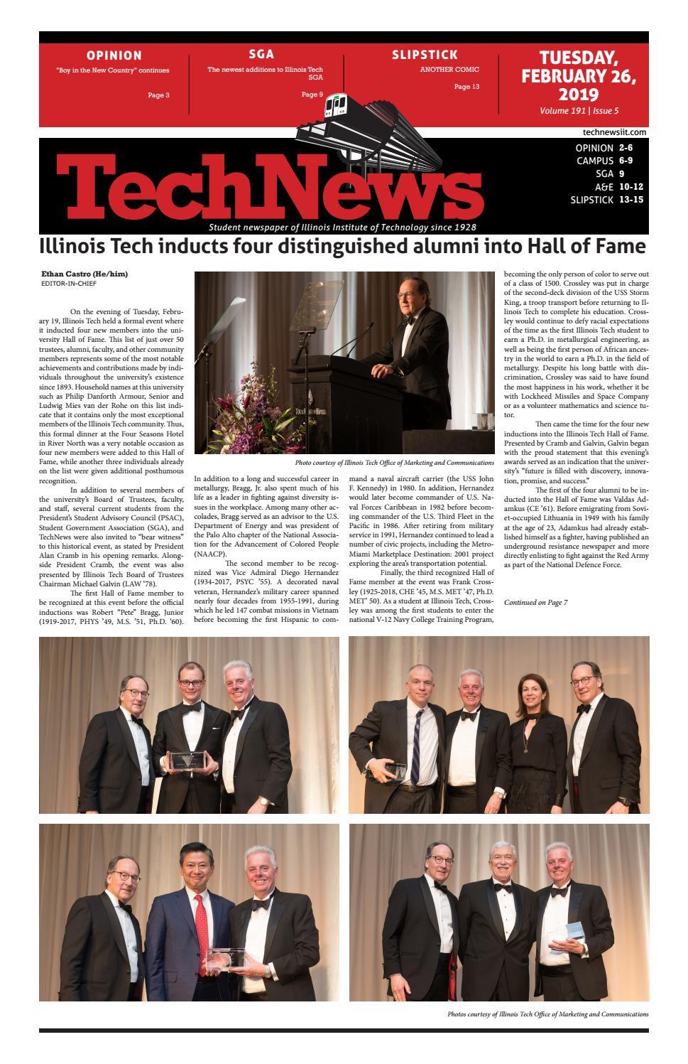 Volume 191 Issue 5 by TechNews - issuu