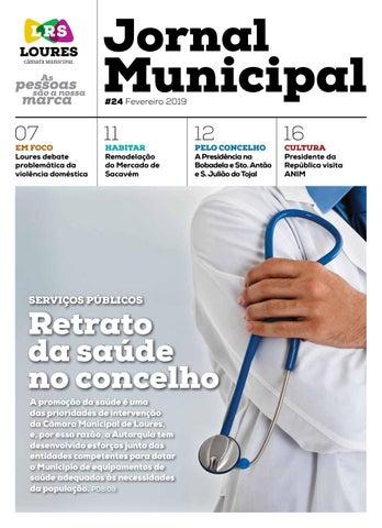 0338b5e09 Jornal Municipal N.º 24 by Publicações_CMLoures - issuu