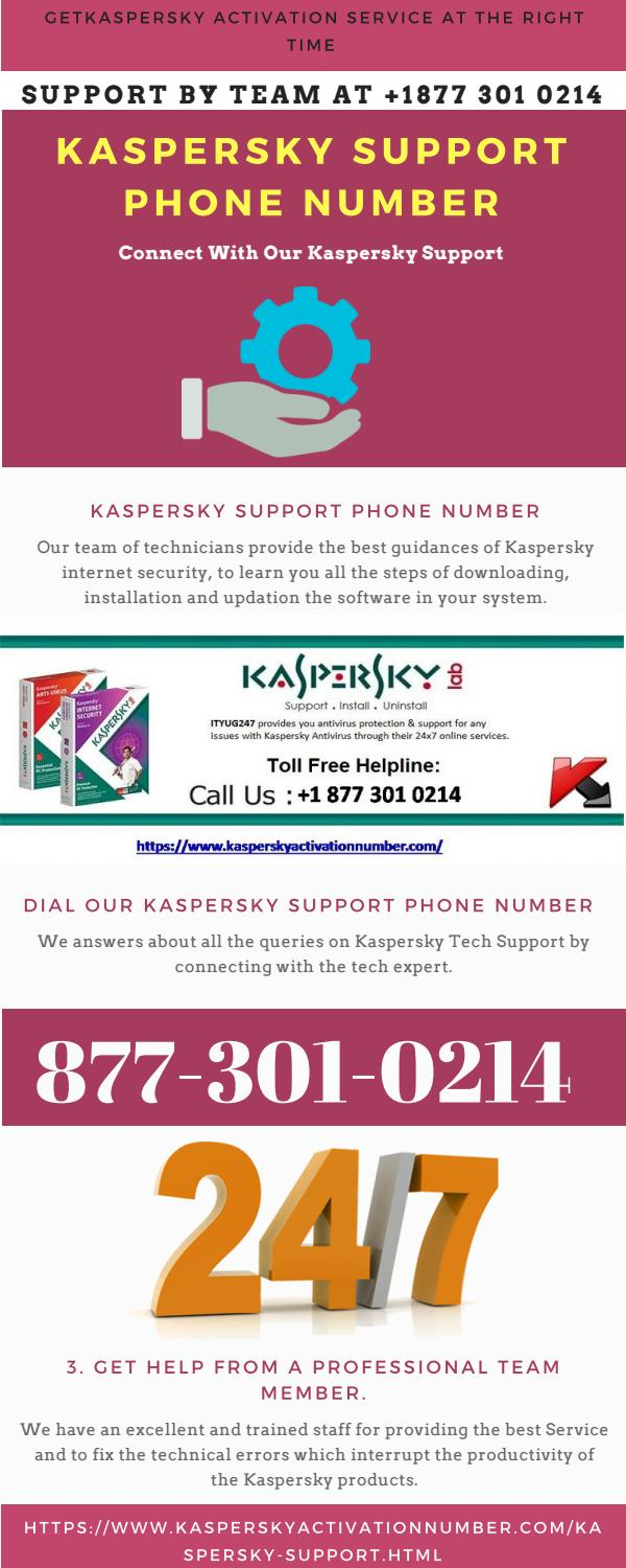 Kaspersky Support Phone Number +1-877-301-0214 for quick help