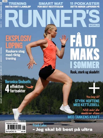 397cd4ea Runner's World Norge 5/18 by Runner's World Norge - issuu