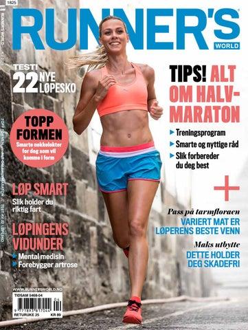 e687ec4b Runner's World Norge 4/18 by Runner's World Norge - issuu
