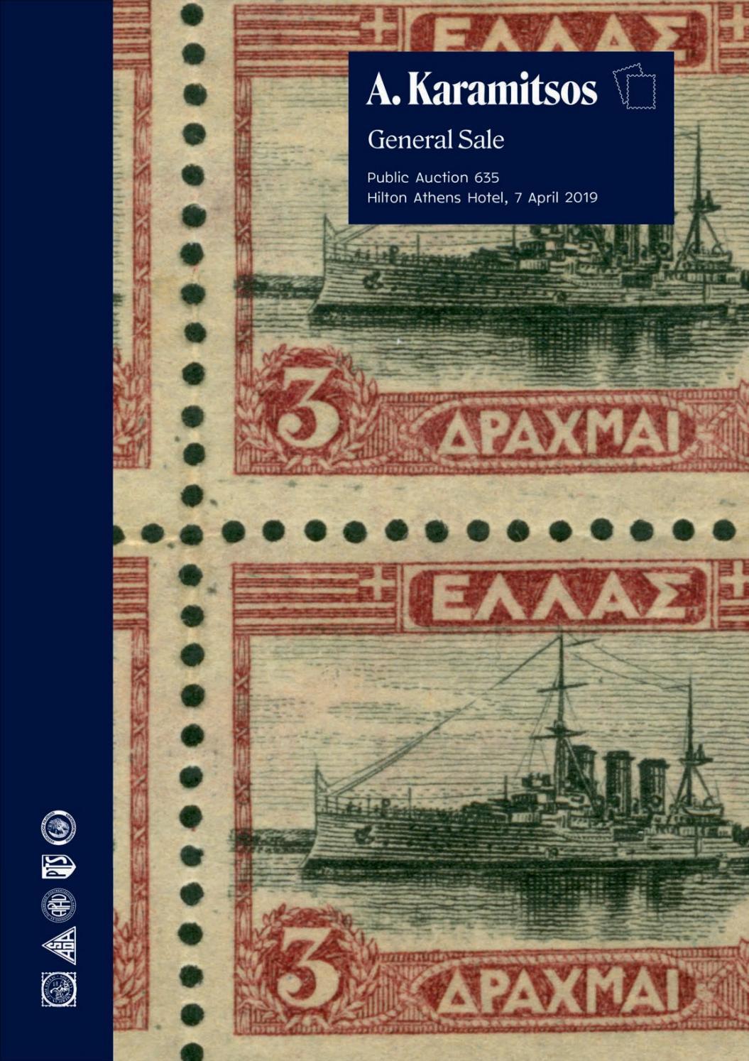 Public Auction 635 by A  Karamitsos - issuu