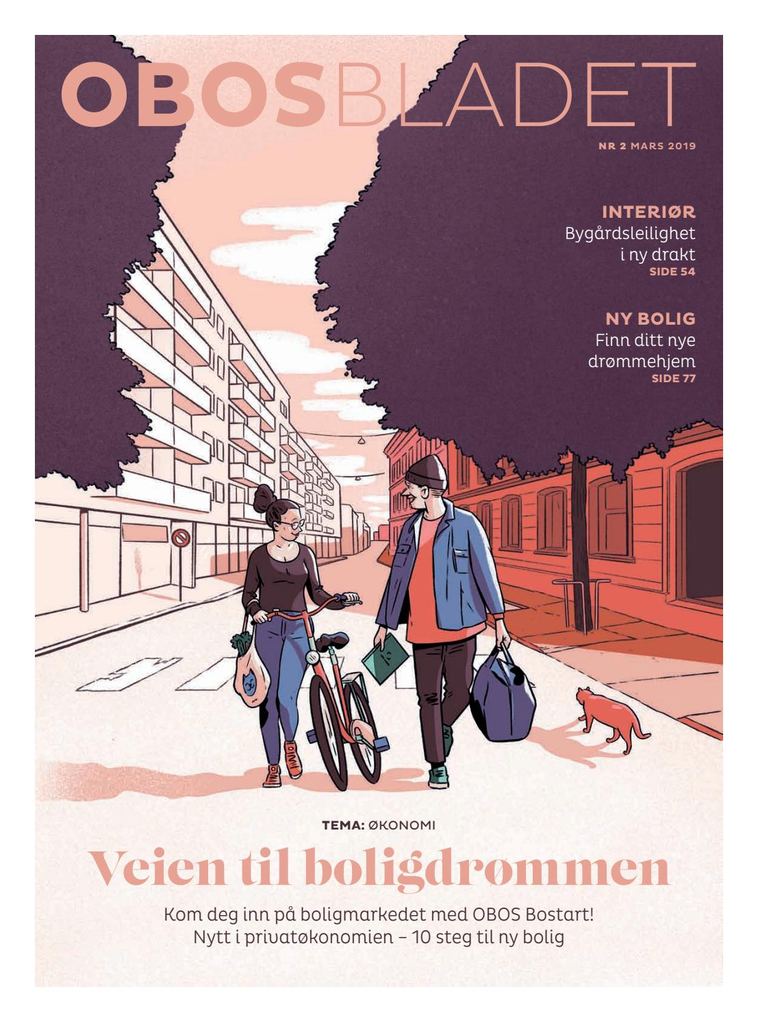 lowest price 48401 4f0d5 OBOS-bladet nr. 2 2019 by OBOS BBL - issuu