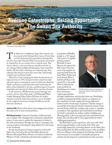 Page 20 of Averting Catastrophe, Seizing Opportunity