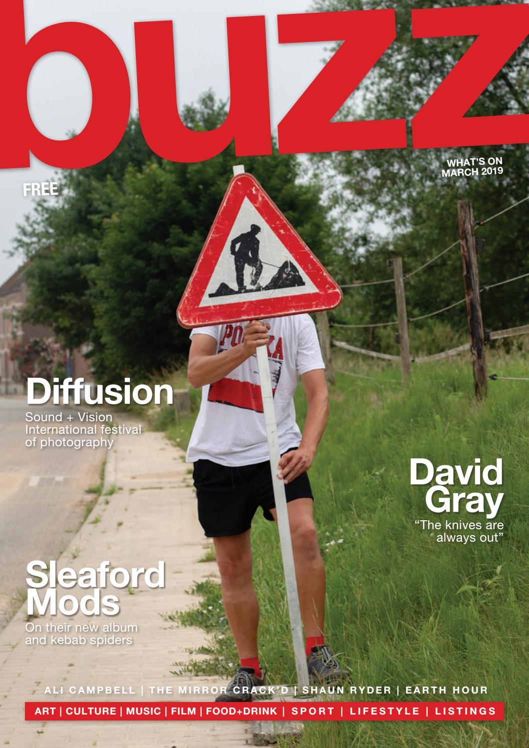 Buzz - March 2019 Edition by Buzz Magazine - issuu