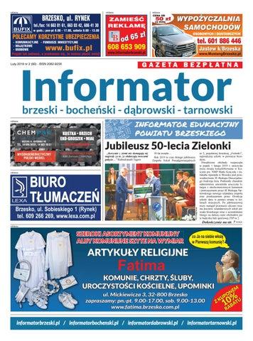 055c5b4dbc INFORMATOR-LUTY-2019 by INFORMATOR BRZESKI - issuu