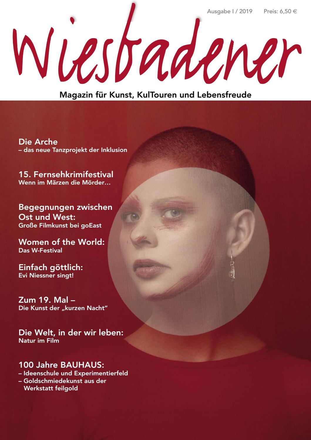 Wiesbadener I 2019 By Petra Esser Issuu