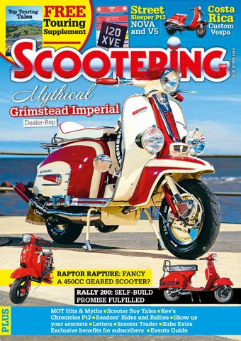 Scootering March 2019 by Mortons Media Group Ltd - issuu