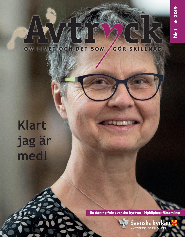 Avtryck 1 2019 by Maln Eneberg - issuu