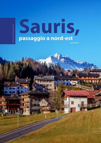 Page 12 of Friuli Venezia Giulia - Sauris, passaggio a nord-est