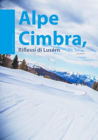 Page 84 of Trentino Alto Agige - Alpe Cimbra, Riflessi di Lusérn