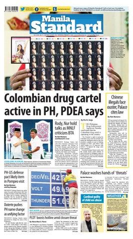 Manila Standard - 2019 February 27 - Wednesday by Manila
