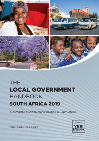 fcf3867fedf2 Local Government Handbook - South Africa 2019 by Yes Media - issuu