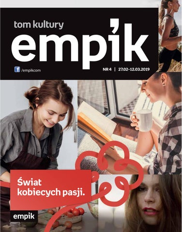 a5d1289c11 Tom Kultury 4 2019 by empik - issuu