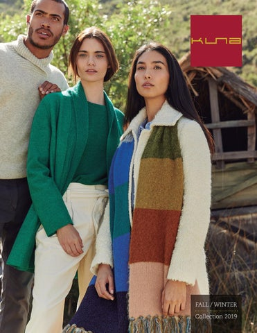 617c2c12a Kuna Fall Winter 19/20 - Catalog by Alpaca Collections - issuu